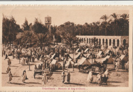 LIBYE - TRIPOLI : Mercato Di Suk El Giuma - Libia