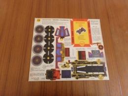 Richard Unic  Planche N° 18 Collection Shell Berre Bolides D'autrefois - Andere Sammlungen