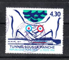 Francia   -  1994.  Tunnel Sotto La Manica. Channel Tunnel. - Ponti