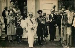 130919D - FAMILLE ROYALE DE BULGARIE - 1930 Mariage Catholique Des Souverains Bulgares à Assise - Identified Persons