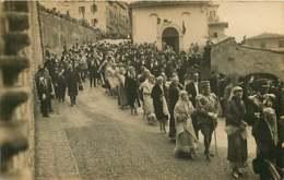 130919D - FAMILLE ROYALE DE BULGARIE - 1930 Assise Cortège Mariage Des Souverains Bulgares - Identified Persons