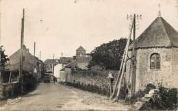 - Loire Atlantique -ref-C65- La Plaine Sur Mer - La Route De Préfailles - Carte Bon Etat - - La-Plaine-sur-Mer