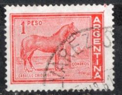 Argentina 1959 - Cavallo Domestico Domestic Horse - Argentina