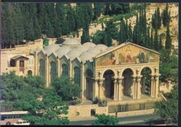 °°° 14229 - ISRAEL - JERUSALEM - GARDEN OF GETHSEMANE °°° - Israele