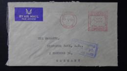 Sudan - 1969 - Freistempel - =065 - 7 V 69 Khartoum - Look Scan - Sudan (1954-...)
