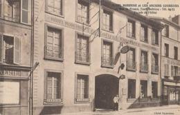 FONTAINEBLEAU - HOTEL MODERNE ET LES ANCIENS COURRIERS 48 RUE DE FRANCE - FACADE DE L'HOTEL - Fontainebleau