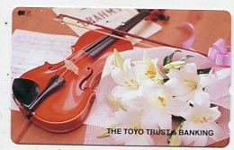 TK 10554 JAPAN - Tamura  110-016 Music - Musik
