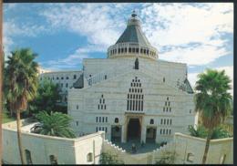 °°° 14236 - ISRAEL - NAZARETH - CHURCH OF THE ANNUNCIATION °°° - Israele