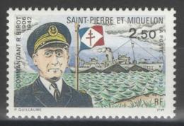 SPM - Saint-Pierre-et-Miquelon - YT 573 ** MNH - 1993 - St.Pierre Et Miquelon