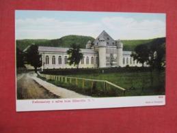 Reformatory  2 Miles From Ellenville NY   Ref 3610 - Prigione E Prigionieri