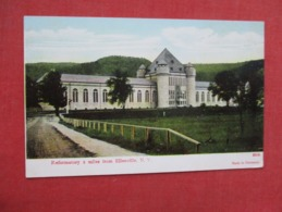 Reformatory  2 Miles From Ellenville NY   Ref 3610 - Gevangenis