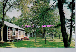 REF 421 : CPSM Canada Hanson's Wilderness Lodge Nestor Falls - Ontario