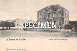 L'Hôtel Communal  - Assche - Asse - Asse