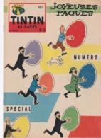 Tintin Pâques 1959 - Tintin