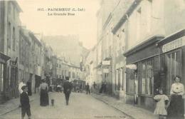 - Loire Atlantique -ref-C49- Paimboeuf - La Grande Rue - Magasin Peinture - Tabac - Tabacs - Magasins - - Saint Nazaire