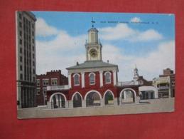 Old Market  Fayetteville North Carolina   Ref 3611 - Fayetteville