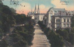 STRASBOURG - Contades - Strasbourg