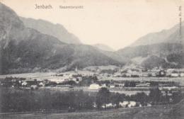 Jenbach * Gesamtansicht, Gebirge, Tirol, Alpen * Österreich * AK773 - Jenbach
