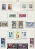 14662 VIET-NAM Du NORD Collection Vendue Par Page N° 308/324 *   1963    TB - Viêt-Nam