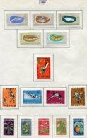 14664 VIET-NAM Du NORD Collection Vendue Par Page N° 339/353 *   1963    TB - Viêt-Nam