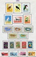 14665 VIET-NAM Du NORD Collection Vendue Par Page N° 333/8, 339/43, 349/53, 369/72 ND *   1963    TB - Viêt-Nam