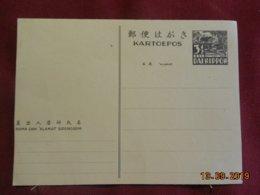 Entier Postal Des Indes Néerlandaises - Niederländisch-Indien