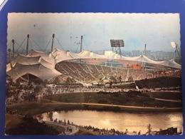 1976  Munchen Olympiastadion - Stadien
