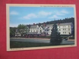 Green Park Hotel  Blowing Rock   North Carolina   Ref 3611 - United States