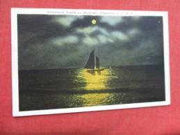 Homeward Bound By Moonlight  Edgemere New York > Long Island   Ref 3611 - Long Island