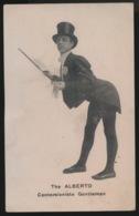 THE ALBERTO  CONTORSIONISTE GENTLEMAN - Cirque