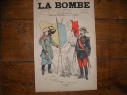 - JOURNAL, LA BOMBE Du 15 Septembre 1889, 2 Pages, - Periódicos