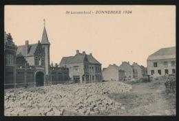 ZONNEBEKE   LUCCASCHOOL - Zonnebeke