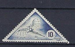 Timbres - Taxe Monaco  48 - 1953 - N° 48 - Neuf ** - Postage Due