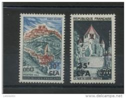 REUNION - N° 360.361  Neuf ** - Unused Stamps