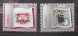 Estland   Kinderbücher  Cept    Europa  2010  ** - Europa-CEPT