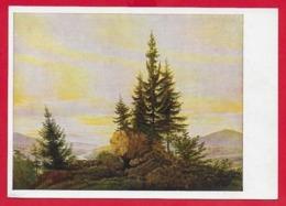 CARTOLINA NV GERMANIA - PUBBLICITARIA - RDA Revue - 1958 DRESDA - 10 X 15 - Pubblicitari