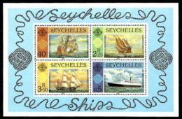 Seychelles HB 16 En Nuevo - Seychelles (1976-...)