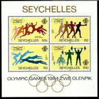 Seychelles HB 24 En Nuevo - Seychelles (1976-...)