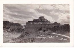 L32D_487 - The New Road To Top Of Scotts Bluff - Etats-Unis