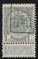 Luik 1911  Nr. 1628A - Precancels