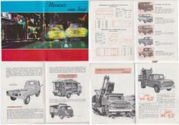 FORD Camions Et Camionnettes  1959 - Trucks