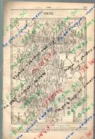 ANNUAIRE - 61 - Département Orne - Année 1915 - édition Didot-Bottin - 38 Pages - Telephone Directories