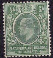 AFRIQUE DE L'EST ET UGANDA YT N°100 NEUF* - Protectorados De África Oriental Y Uganda