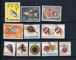 Singapore Small Lot - Singapore (1959-...)