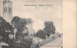 BRAY-DUNES - Eglise Et  Mairie - France