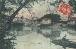 AN 976 /  C P A -  MERY -   (95)  LE  PONT DE MERY - Mery Sur Oise