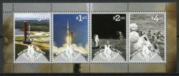 NIUE 2019 - Moonlanding, Astronautes, Satellites - BF Neufs // Mnh - Niue