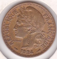 Territoire Sous Mandat De La France. Cameroun. 1 Franc 1924. Lec 6 - Kamerun