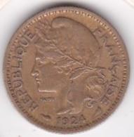 Territoire Sous Mandat De La France. Cameroun. 50 Centimes 1924. Lec 2 - Cameroun