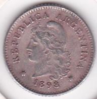 Argentine 10 Centavos 19898 KM# 35 - Argentine